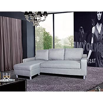 leather sectional sleeper sofa with storage us pride furniture fabric convertible bed facing left chaise gray recliner and s