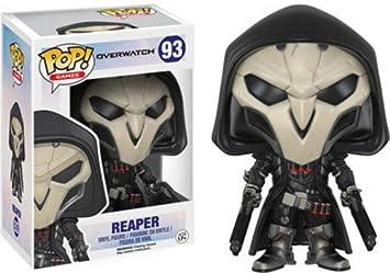 Oferta amazon: Funko Overwatch Reaper Figura de Vinilo (9299)
