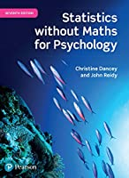 Statistics Without Maths for Psychology, 7th Edition Front Cover