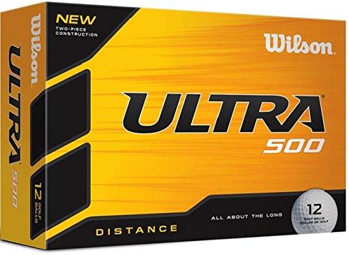 Wilson-Ultra-500-Distance-Golf-Balls
