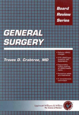 General Surgery (Board Review Series)