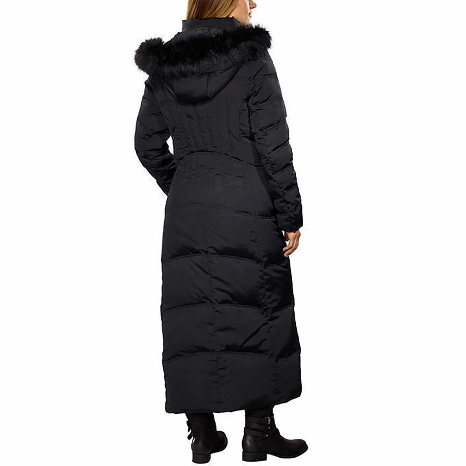 1 madison parka black