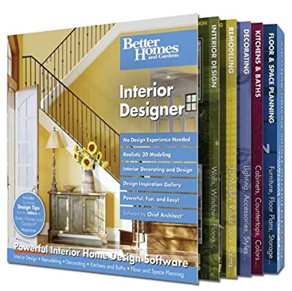 Amazon.Com: Better Homes And Gardens Interior Designer [Old