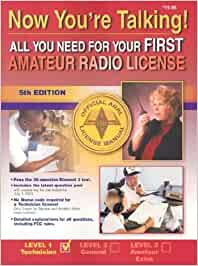 how to get a ham radio license online
