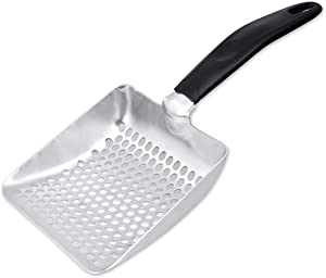 circular holes scooper
