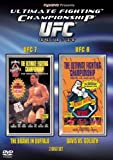 UFC Ultimate Fighting Championship 7 and 8 [DVD]