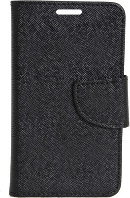 timeless design 0edda 8984c Magnetic Flip Case Cover for Lenovo Vibe P1m - Black: Amazon.in ...