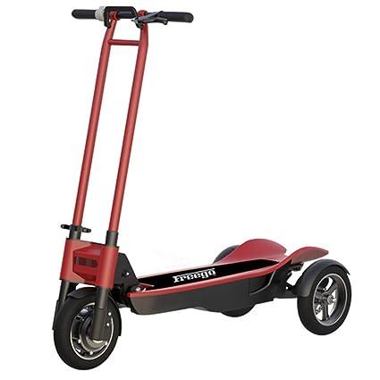 Scooters eléctricos para Adultos Plegable-10 48V10.4 AH ...