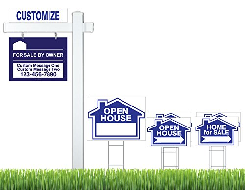 Deluxe Estate Hanging Directional Signs product image