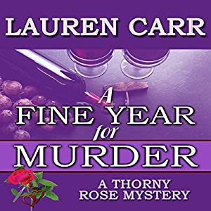 A Fine Year for Murder Audiobook