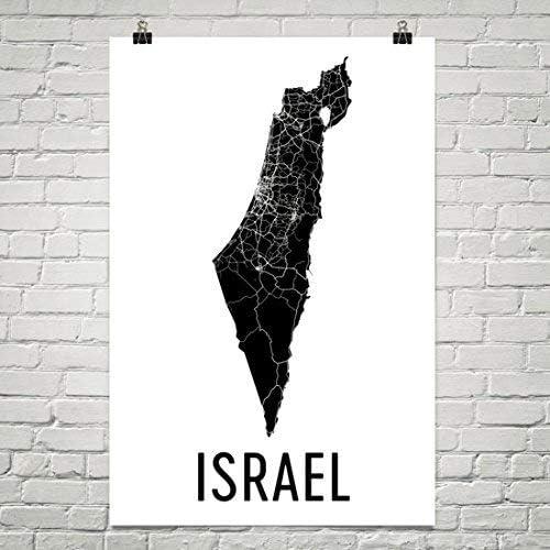 Wanderlust Blanket Israel Map Fleece Blanket Housewarming Gift Israel Gift Israel Map Blanket Israel Blanket Wedding Gift