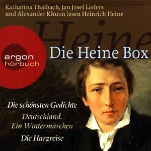 Die Heine Box Hörbuch
