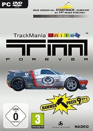 TrackMania United Forever 2011 (PC) (Hammerpreis) [Importación alemana]: Amazon.es: Videojuegos