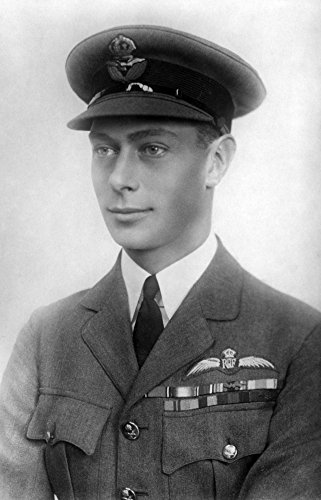 George Vi (1895-1952) Nking Of Great Britain 1936-1952 Photographed When Duke Of York Poster Print by (24 x 36)