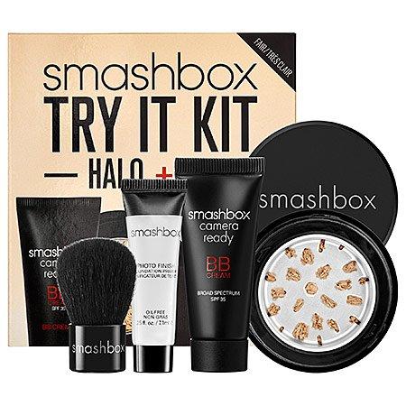 Smashbox Try It Kit: Halo + BB Light (Perfect Photo Finish Kit)