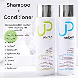 United Pure Hair Growth Support Conditioner, 12