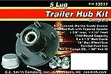 CE Smith Trailer 13511 Trailer Hub Kit with 5 x 4