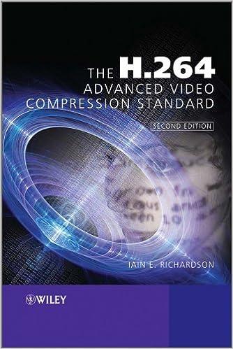The H 264 Advanced Video Compression Standard: Iain E
