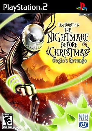 the nightmare before christmas oogies revenge - The Nightmare Before Christmas Games