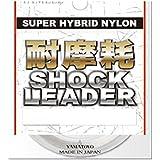 ヤマトヨテグス(YAMATOYO) 耐摩耗ナイロンショックリーダー 20m