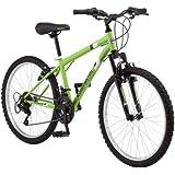 "24"" Boy's Roadmaster Granite Peak Boy's Bike, R2469WMDS, Green"