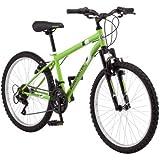 24' Boy's Roadmaster Granite Peak Boy's Bike, R2469WMDS, Green