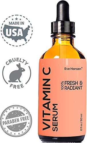 Eve Hansen Vitamin Serum Ounces