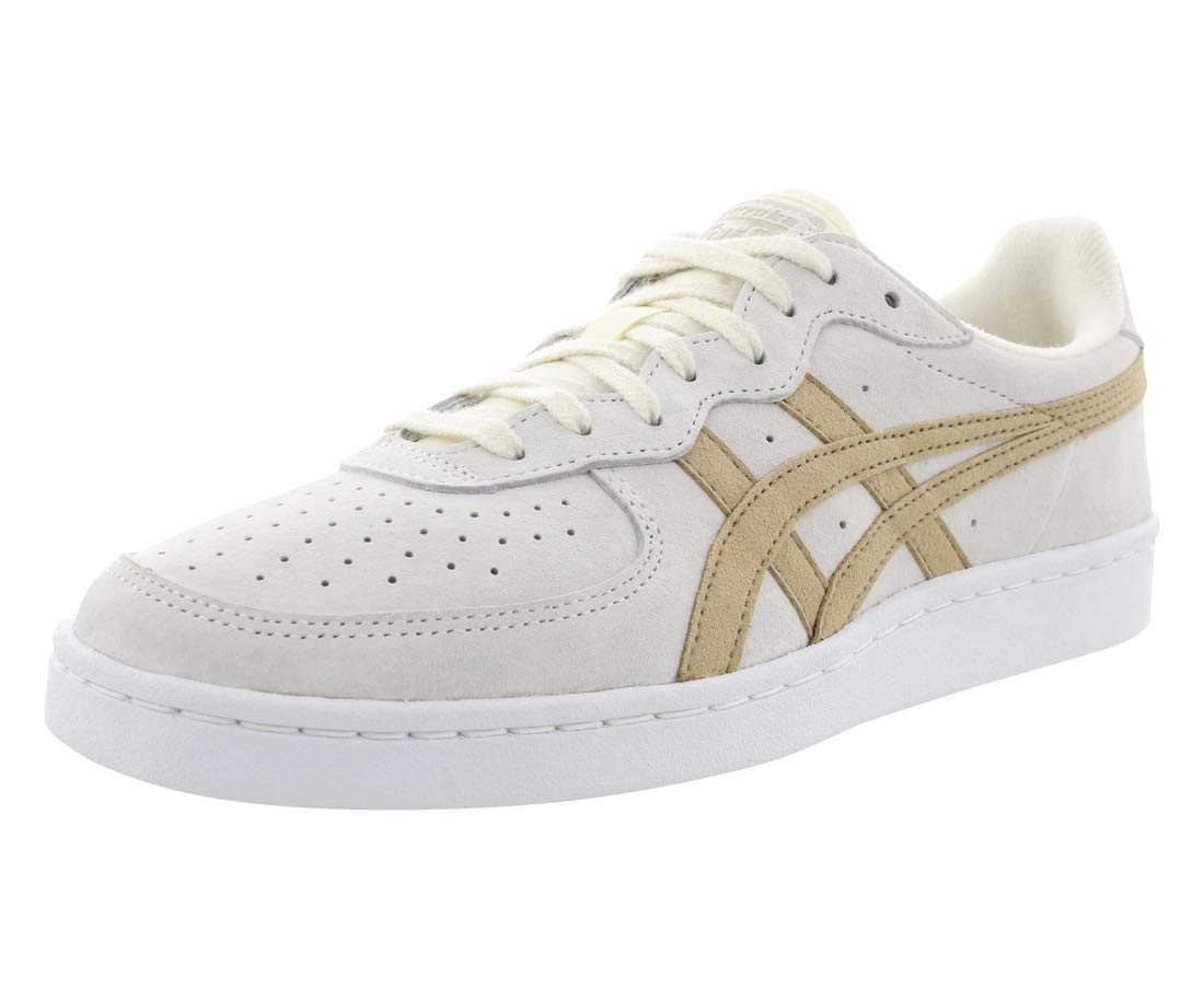 amazon online shop detailed pictures Onitsuka Tiger by Asics Unisex GSM Cream/Latte 6 B(M) US Women / 4.5 D(M)  US Men