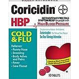 Coricidin HBP Cold and Flu