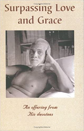 Book Surpassing Love and Grace: An Offering from His (Ramana Maharshi) Devotees