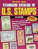 Krause-Minkus Catalog of U. S. Stamps, 2001, Maurice D. Wozniak, 0873419472