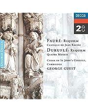 Faure: Requiem / Durufle: Requiem