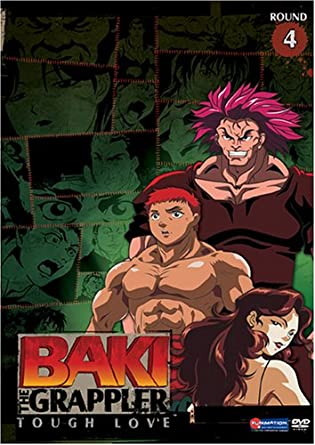 Amazon com: Baki the Grappler, Vol  4: Tough Love: Artist