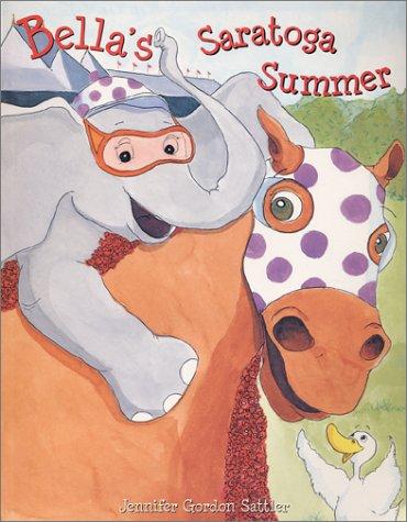 Download Bella's Saratoga Summer pdf