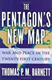 Book cover for The Pentagon's New Map: War and Peace in the Twenty-first Century
