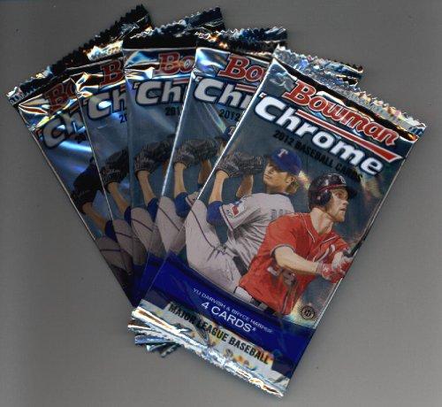 Buy unopened packs baseball 2012