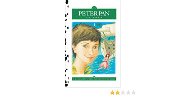 Amazon Peter Pan Dalmatian Press Adapted Classic