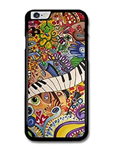 The Beatles Rock Art Piano Eyes Illustration case for iphone 5c