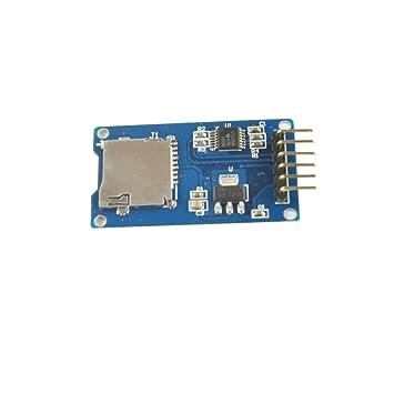 DIYMall módulo de tarjeta Micro SD Mini tarjeta Tf leer y ...
