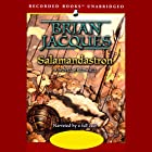 Salamandastron: Redwall, Book 5 Audiobook by Brian Jacques Narrated by Full Cast