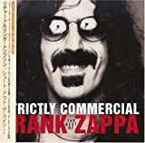 Strictly Commercial: The Best of Frank Zappa (Limited Edition Japanese Mini LP Sleeve CD) by Frank Zappa