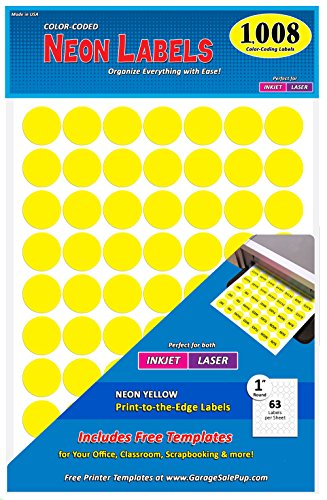 Yellow 1 Sheet - 2