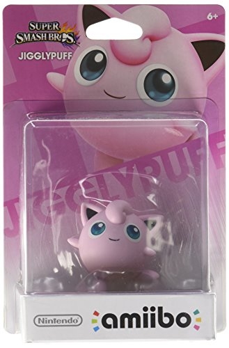 New Used Video Games Jigglypuff Amiibo Super Smash Bros Series