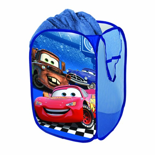 cars laundry hamper - 1
