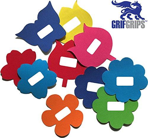 (GrifGrips - Summer Love Combo for Dexcom G4/G5/G6 Stomach Wear)