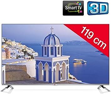 LG 47LB670V - Televisor LED 3D Smart TV + Kit soporte mural n°2 ...