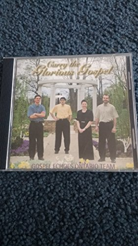 Random CD collection; Cragun's, Gina Graber, Gospel Echoes, GOP