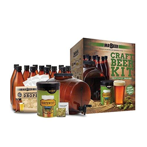 Mr. Beer Northwest Pale Ale Complete Craft Beer Making Kit - Pale Ale Refill
