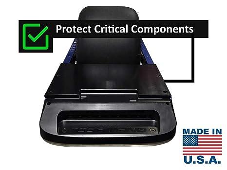 Amazon com : DIYE Protection Skid Grind Plates for OneWheel+