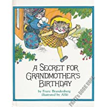 A Secret for Grandmothers Birthday